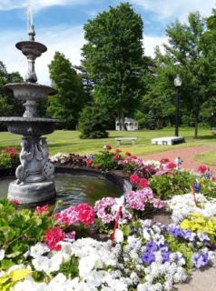 Demarco Park Water Fountain