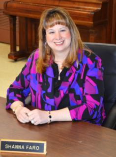 Shanna Faro, Executive Assistant