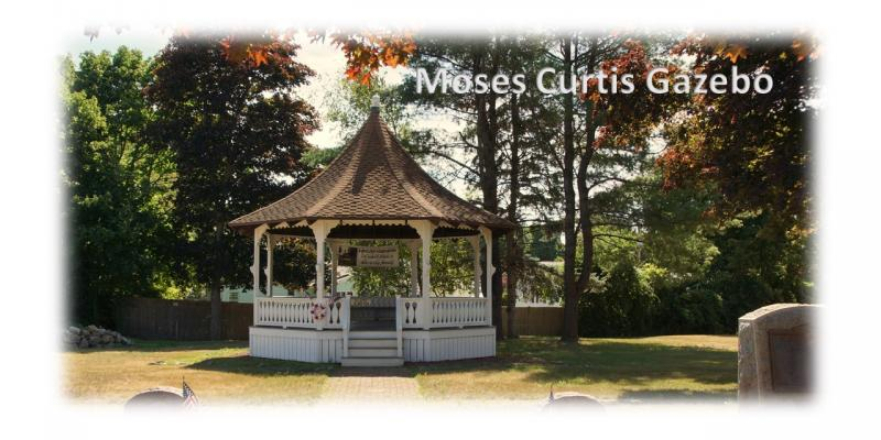 Moses Curtis Gazebo