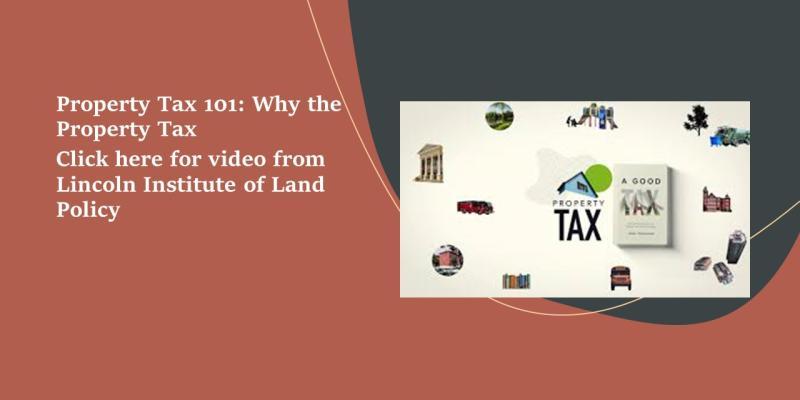 property tax 101